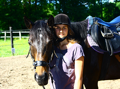 počitnice s konji