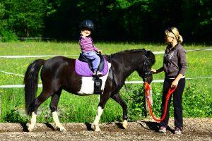 jahanje konjev