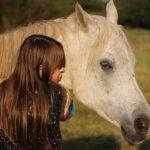 Delavnica za otroke – Spoznavanje konj in njihovega čudežnega dotika
